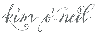 Kim O'Neil Photography logo